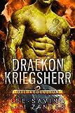 Draekon Kriegsherr: Eine Science-Fiction-Drachenverwandlungs-Romanze (Die Rebellion 4)