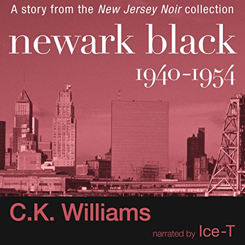 Newark Black: 1940-1954 audiobook cover art
