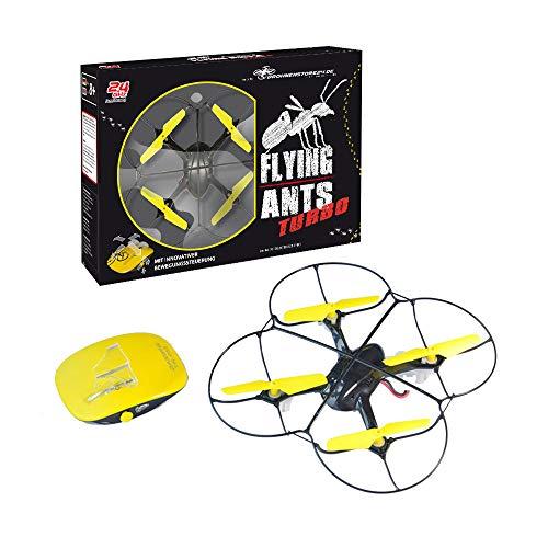 DROHNENSTORE24.DE ...DER DROHNEN-GURU DS24 Ants Turbo TB-802 Motion Control Drohne mit Handcontroller - Steuerung durch Handbewegung