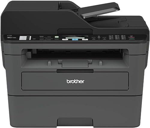 Brother MFC-L2710DW Mono Laser Multi-Function Centre, Wireless/USB 2.0, Printer/Scanner/Copier/Fax Machine, 2 Sided P...