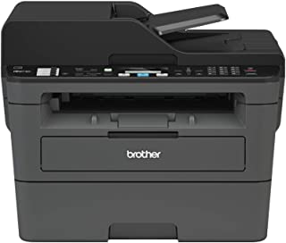 Brother Monochrome Laser Printer, Compact All-In One Printer, Multifunction Printer, MFCL2710DW, Wireless Networking and D...