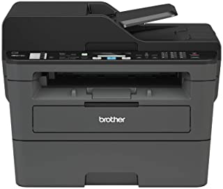 Brother Monochrome Laser Printer, Compact All-In One Printer, Multifunction Printer,..