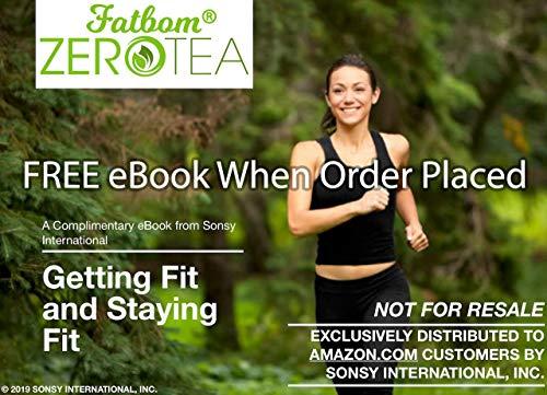 Zero Tea 14 Day Detox Tea, Weight Loss Tea, Teatox Herbal Tea for...