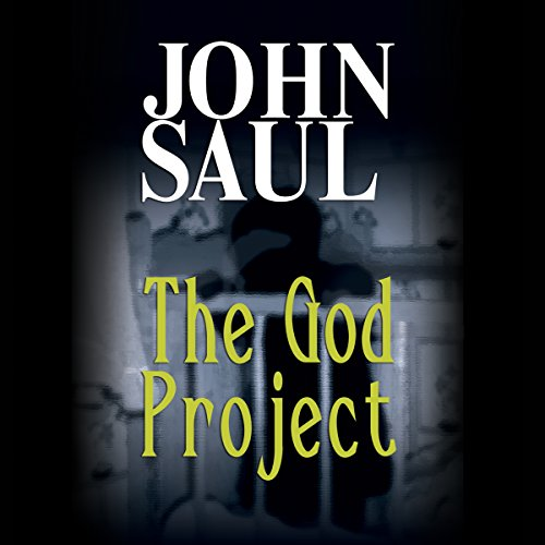 The God Project audiobook cover art