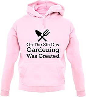 On The 8th Day Gardening was Created - Unisex Hoodie/Hooded Top