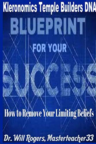 KLERONOMICS TEMPLE BUILDERS DNA BLUEPRINT FOR SUCCESS PROGRAM