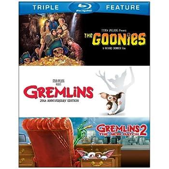 Goonies The / Gremlins / Gremlins 2  The New Batch  BD   3FE  [Blu-ray]