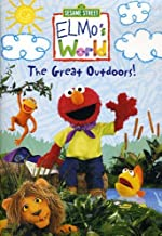 Best sesame street elmo's world the great outdoors Reviews