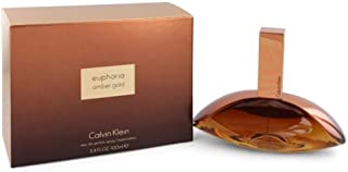 Calvin Klein Euphoria Amber Gold For Women 100Ml - Eau De Parfum
