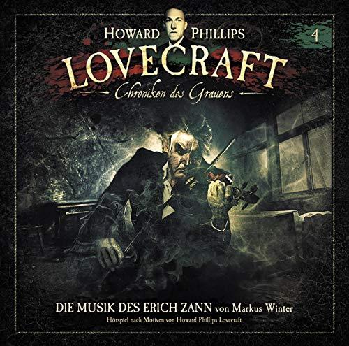 Die Musik des Erich Zann Audiobook By Markus Winter cover art