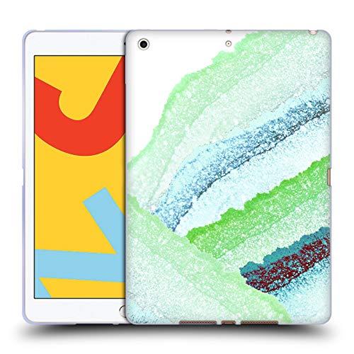 Head Case Designs Offizielle Monika Strigel Limetto Perfekt Paket Soft Gel Huelle kompatibel mit Apple iPad 10.2 (2019)