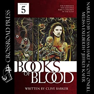 The Books of Blood: Volume 5 cover art
