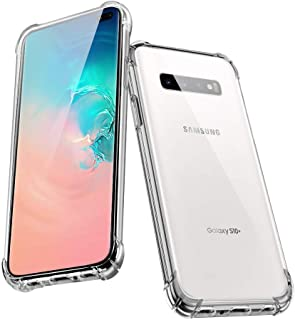 mobile store Armor Soft Galaxy S10 Kılıf, Darbe Karşıtı Koruyucu Şeffaf Silikon