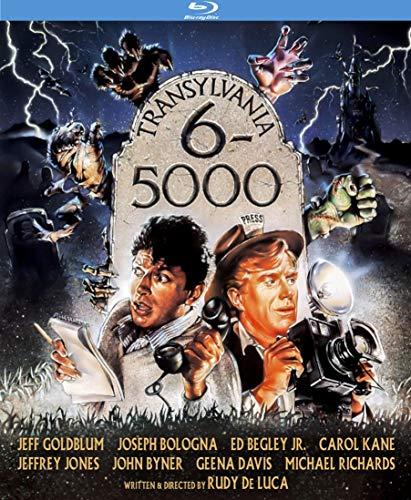Transylvania 6-5000 [Blu-ray]