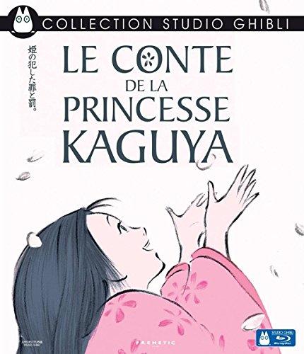 Le Conte de la Princesse Kaguya [Blu-Ray] [Import]
