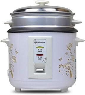 Mini Olla arrocera 3L Olla Antiadherente para cocer arroz Antigua 2-5 Personas en casa