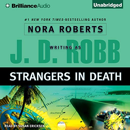 Page de couverture de Strangers in Death