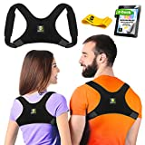 Back Posture Corrector for Women and Men - Shoulder Brace Back Posture Corrector - Upper Back...