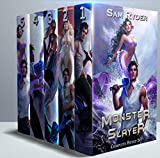 Monsterworld: Complete 5-Book Boxed Set