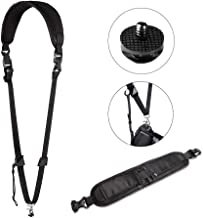 Camera Strap, UBeesize Camera Neck Shoulder Sling Strap with Quick Release & Safety..