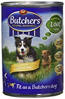 100% complete meaty goodness All round health Gluten free High in tasty protein Contains all of the vitamins and minerals your dog needs No artificial flavours, colours or preservatives Butcher's is a complete nutritious pet food for adult dogs. Trip...