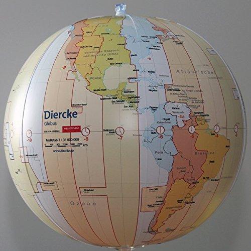 Diercke Weltatlas: Diercke: Wasserball Zeitzonen: Spiele / Wasserball Zeitzonen (Diercke Weltatlas: Spiele)