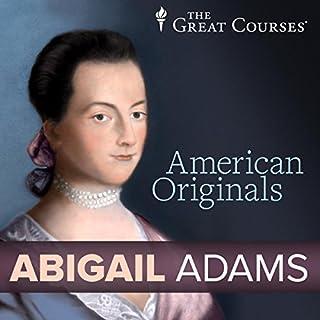 American Originals: Abigail Adams audiobook cover art