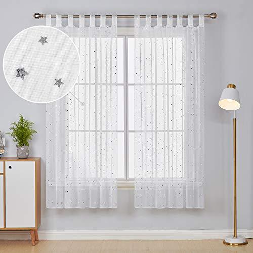 cortinas lino pequeñas