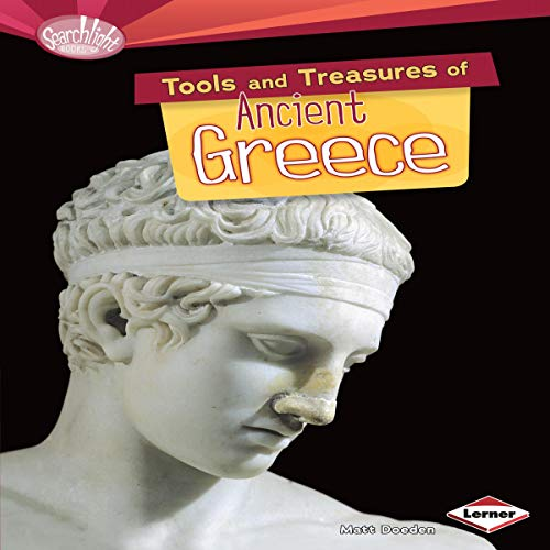 Tools and Treasures of Ancient Greece cover art