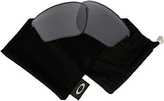 Original Half Jacket 2.0 XL OO9154 Replacement Lenses For Men For Women+BUNDLE with Oakley Microfiber Cloth Bag
