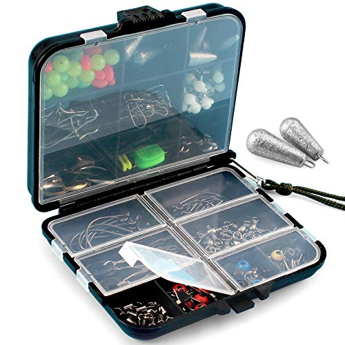 Fishing Terminal Tackle Accessories Pack