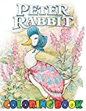 Peter Rabbit Coloring Book: The Tale of Peter Rabbit Colorin