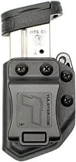 Tulster Universal 9mm/.40 Single Stack Mag Carrier Echo Carrier IWB/OWB