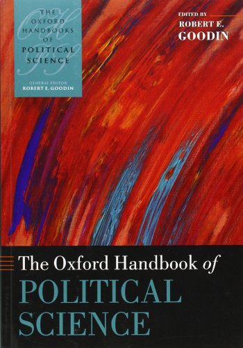 Compare Textbook Prices for The Oxford Handbook of Political Science Oxford Handbooks 1 Edition ISBN 9780199604456 by Goodin, Robert E.