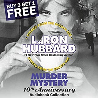 Murder Mystery 10th Anniversary Audiobook Collection cover art