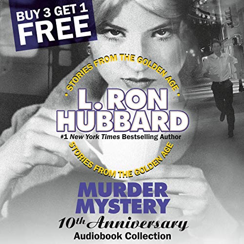Murder Mystery 10th Anniversary Audiobook Collection Titelbild