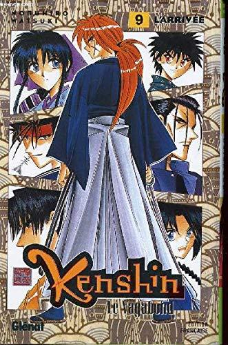 Kenshin le vagabond - Tome 09: L'Arrivée