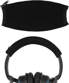 ヘッドフォン用ヘッドバンドカバー Bose QuietComfort QC15 QC2 等ヘッドホン用 簡単なインストール