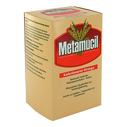 METAMUCIL Orange kalorienarm 30X5.8 g