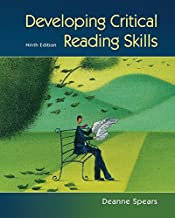DEVELOPING CRITICAL READING SKILLS WITH CONNECT READING 3.0 ACCESS CARD
