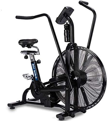 Woodtree Aire Bicicletas de Ejercicio físico Bicicleta de Gimnasio Bicicleta estacionaria Bici del Interior Ajustable Bici del Deporte de Formación Práctica Profesional