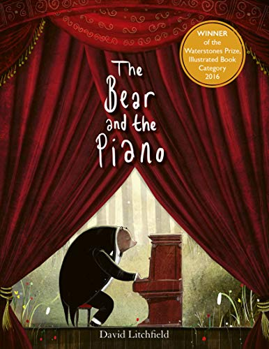 The Bear and the Piano (English Edition)