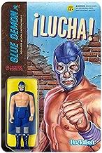 Super7 Legends of Lucha Libre Blue Demon Jr. Reaction Figure