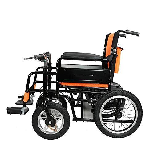 YUNDU elektrische rolstoel, de oudere draagbare scooter, intelligent automatisch voor mensen met een handicap