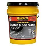 Quikrete Garage Floor 2-Part Epoxy Gray...