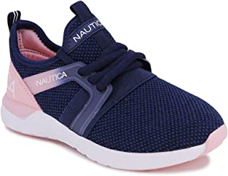 Nautica Kids Youth Sneaker Athletic Lace Up Running Shoes |Boy - Girl|Little Kid-Big Kid - Kappil