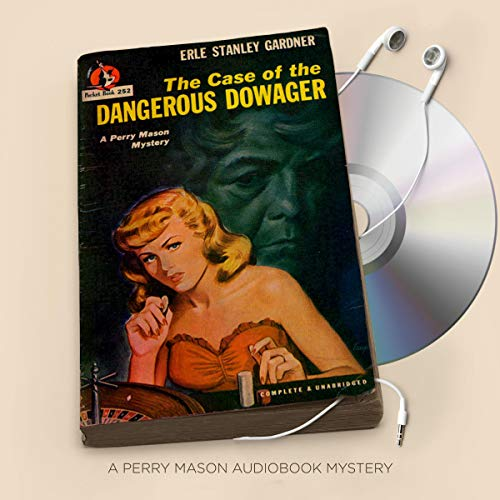 The Case of the Dangerous Dowager cover art