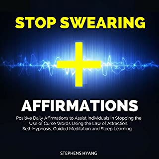 Stop Swearing Affirmations cover art