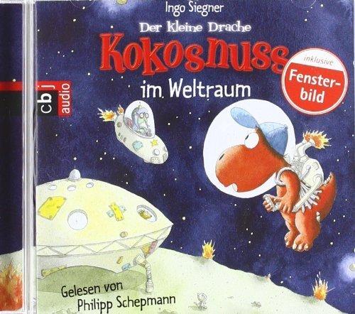 Der kleine Drache Kokosnuss im Weltraum - von Ingo Siegner Ausgabe inszenierte Lesung m (2012)