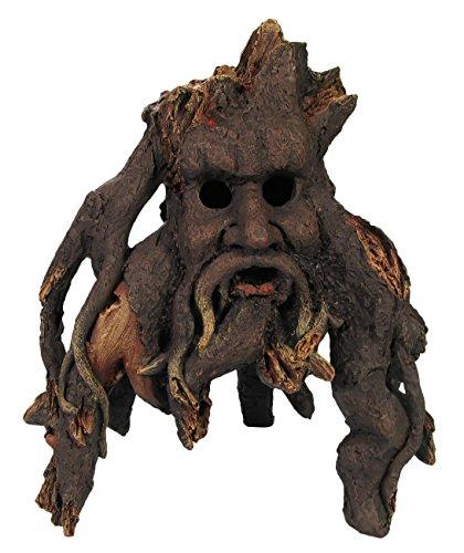ORBIT OB-13031 Wurzel-Monster, Baumstamm Höhle, Versteck, Deko-Wurzel, Aquarien Dekoration, Polyresin
